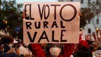 Elecciones en Perú: siguen sin resultados 5 días después del balotaje