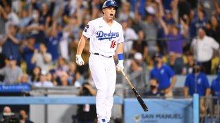 MLB: JUL 20 Giants at Dodgers