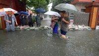 Catastróficas inundaciones en China: ya son 51 los muertos y hay miles de evacuados