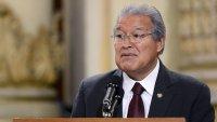 Ordenan la captura de un expresidente de El Salvador