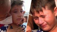 Deportan a Anderson, el niño que lloraba de hambre tras cruzar la frontera