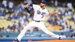 MLB: AUG 17 Pirates at Dodgers