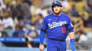 MLB: AUG 20 Mets at Dodgers