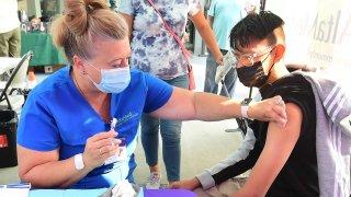 vacunación COVID
