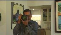 Fotógrafo hispano comparte su afición con la comunidad