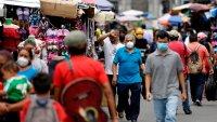 El Salvador prohíbe las concentraciones masivas por COVID-19