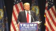 Trump cambia de opinión sobre política migratoria