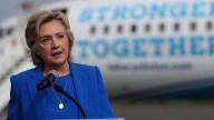 FBI reabre investigación a Clinton por uso de correo electrónico