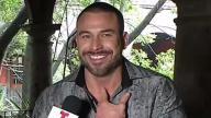 Rafael Amaya feliz con gran estreno
