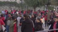 Residentes de Echo Park protestan plan de construcción