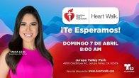 Telemundo 52 te invita a la caminata de la Asociación Americana del Corazón