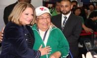 Miles aprovechan los servicios médicos de La Feria de la Salud