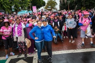 Caminata en Los Angeles Contra el Cancer de Seno