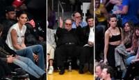 Los asientos en el Staples Center tienen una historia llena de estrellas cuando los Lakers están en acción. Y ahora que LeBron James está en la ciudad, el poder...