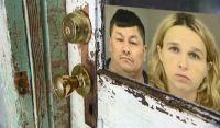Una casa en condiciones deplorables en North Carolina habría sido el lugar donde cuatro niños sufrieron innumerables maltratos, presuntamente por sus padres.