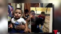 El pequeño fue entregado por un tío suyo en el puesto fronterizo de Otay.