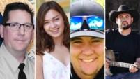 Mientras familias buscaban frenéticamente a los desaparecidos, las víctimas del tiroteo en Borderline Bar & Grill empezaron a ser identificadas.