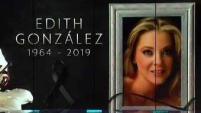 Familiares, amistades y el mundo artístico le dijeron adiós a la actriz en medio del dolor y el llanto. Para ver más de Telemundo,...