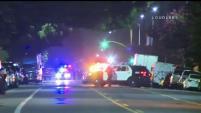 Un sospechoso murió el domingo en la noche después de un intercambio de disparos con agentes de policía en el área de El Sereno de...