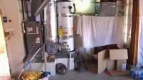 Unos ladrones dejaron una casa en Moreno Valley totalmente vacía, incluso se llevaron las ventanas y la comida del refrigerador.