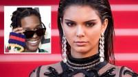 Aseguran que la modelo y hermana de Kim Kardashian es novia del rapero A$AP Rocky. Aquí sus fotos.