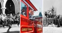 El 17 de julio de 1955, el sur de California dio a conocer el lugar más feliz de la Tierra con la apertura del Parque Disneyland en Anaheim.