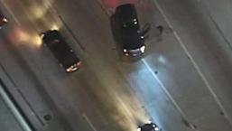 Arrestan a sospechosos de robo en Autopista 110