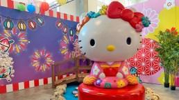En fotos: Viaje alrededor del mundo con Hello Kitty