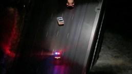Persecución de alta velocidad termina con varios arrestos