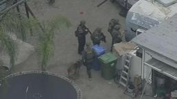 Agentes enfrentaron un tiroteo durante un operativo