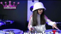 Asignación Especial Una mini DJ muy talentosa