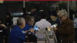 Aumenta ausencia de trabajadores de TSA