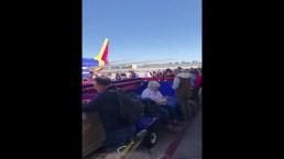Burnt Food Prompts Evacuations at Airport