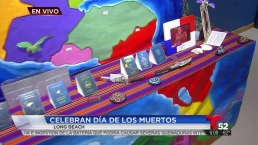 Día de los Muertos en el Museo de Arte Latinoamericano