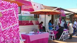 Comienza jornada de mamografías gratuitas
