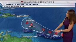 Dorian podría cruzar por el sur de Puerto Rico como huracán categoría 1