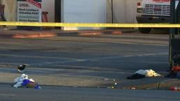 Dos personas heridas en un tiroteo en North Hollywood