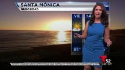 Video: Alerta por fuertes vientos e incendios de maleza