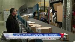 Video: FedEx busca trabajadores para los días festivos