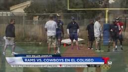 Video: Arranca venta de boletos para juego de los Rams de L.A.