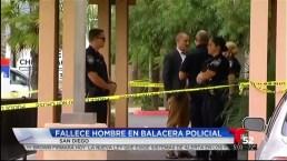 Video: Protestas en el sur de CA por muerte a manos de policía