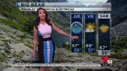 Video: Alerta de lluvias para zonas montañosas