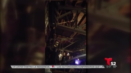 Video: Concluyen operativos en almacén incendiado de Oakland
