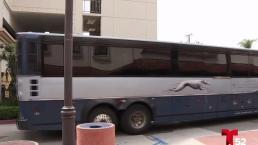 Enojo por redadas de inmigración en autobuses Greyhound