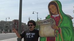 Esperan salvar la cultura con la Virgen de Guadalupe