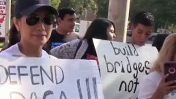 Jóvenes de  DACA esperan su futuro