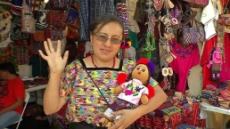 Gran alegría en la Feria Chapina de Los Ángeles
