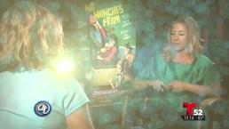 "Fernanda Castillo brilla en la cinta ""No Manches Frida"""