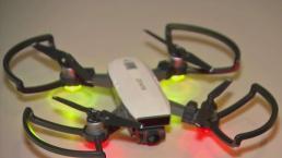 LAPD usa drones durante barricada