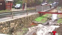 Lluvia preocupa a residentes de Sun Valley